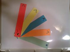 Here's a great idea for teaching about lines, rays, angles, line segments, and more.