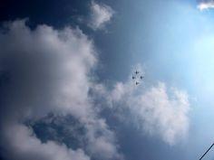 Desfile Aéreo 16 Septiembre 2012. México D.F.