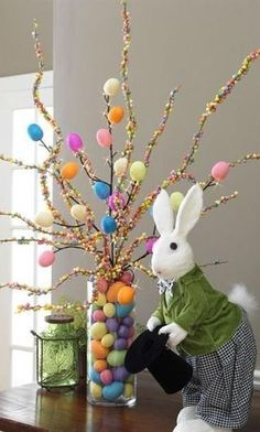 Gorgeous Easter Display (inspiration)