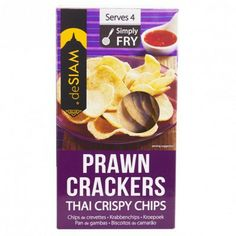 Prawn Crackers 120gr. deSIAM - littlecaprichos