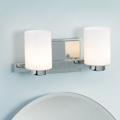 Check out Contempo Loft Bath Light - 2 Light from Shades of Light