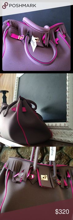 Purse leghila about 15inch long & 11inch tall FRANZY BAG LARGE Bags Totes