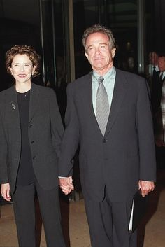 Warren Beatty and Annette Bening, married since 1992. | 27 Celebrity Couples Who Prove Love Can Last A Lifetime
