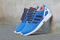 """adidas ZX Flux """"Bluebird & Coral"""""""