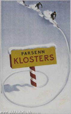 Parsenn/Klosters - Parsenn Klosters -