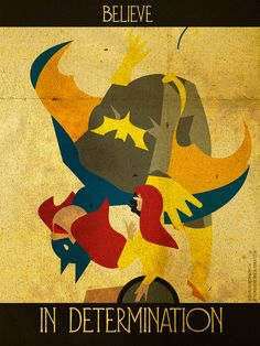 Kerrith Johnson's Superhero Series Shows Us What To Believe In - Batgirl/Barbara Gordon