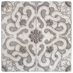 The Zara Collection is a pattern by Artisan Stone Tile that is available in a dimensional grey, playful blue and blush, and a soothing blue and grey. White Mosaic Bathroom, Waterline Pool Tile, Mosaic Tile Designs, Off White Paints, Apartment Makeover, Country House Interior, Beautiful Houses Interior, Wall And Floor Tiles, Shower Remodel