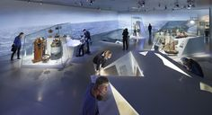 Danish National Maritime Museum Permanent Exhibition / Kossmann.dejong