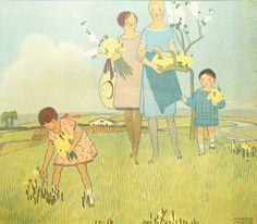 :: Sweet Illustrated Storytime :: Illustration of French Children