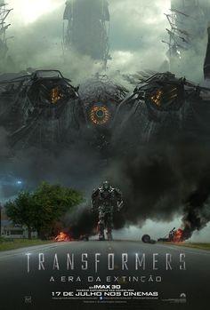 Trailer japonês de Transformers 4: A Era da Extinção