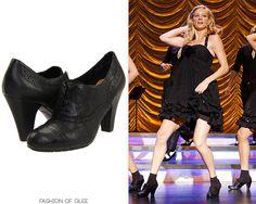 glee fashion - brittany pierce school shoes