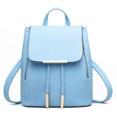 PU Leather Mochila Escolar School Bag                                                                                                                                                                                 Más