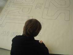 Elaboração do Mural