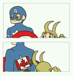 The perfect crime by Loki