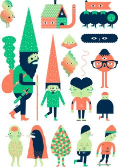Andrew Groves Illustration