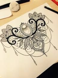 Image result for back female jewel tattoo designs