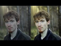 CS5 Photoshop Photo Tutorial: Editing Color: A Quick and Easy Photo Retouch How To - YouTube