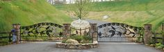 """This is a """"Quick Reference"""" of the things that need to be considered for a new Entrance Design.  In real estate, they say, the three most important things are Location, Location and Location, the same is true when you want a a gated entrance design for your home or development. So this is your starting point.   #CustomGates #DrivewayGates #electricgates #EntranceDesign #EntryGates #gateoperators #motorizedgates #Propertyprotection #Protectmyproperty"""