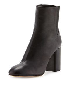 4fc4d9aeba2 Agnes Leather Ankle Boot
