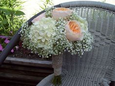 Bridal Bouquet by Com-Patt-ibles Flowers and Gifts
