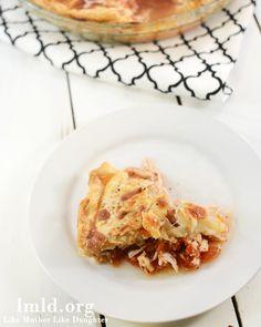 Chicken Parmesan Skillet Pot Pie Recipes — Dishmaps