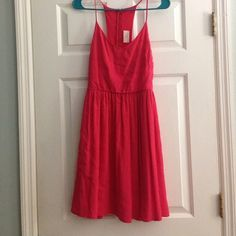 Peach Formal Dress cute dress, worn 1 time, slits in the sides Everly Dresses Midi