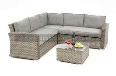 Garden Furniture 10 Year Guarantee oxford sunbed and oxford side table | rattan sun loungers | rattan