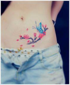 35 Delicados Diseños de Tatuajes De Mariposas