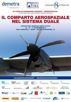 Il Comparto Aerospaziale nel sistema duale è il titolo del corso di approfondimento in cui il Professor Leonardo Di Paola presiede la quarta sessione.