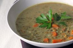 For the Love of Food: Coconut Lentil Curry