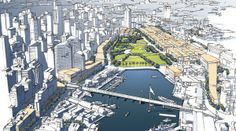 Potential Darling Harbour Precinct