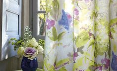 #romo #romofabrics #telas #telasromo #papelpintado #cojines #cojinesromo #decoracion #blackedition #coleccionxanthina #orchis