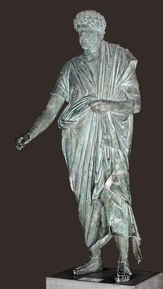 Hadrian. Bronze. Ca. 117—138 CE. Istanbul, Archaeological Museum