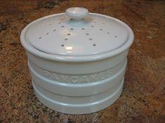 Williams Sonoma Pancake Warmer White Ceramic | eBay