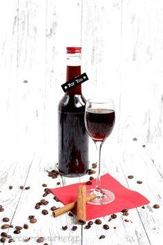 Rezepte mit Herz: Espresso - Zimt - Likör ♡ Schwarzes Gold