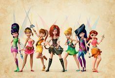 Productos Inspirados en la Película The Pirate Fairy - Hada Pirata - Disneylandia al Día™