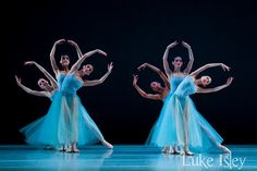 LUKE ISLEY   Ballet West  Serenade