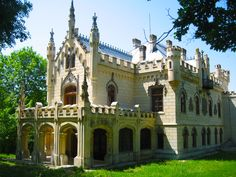 ARCHITECTURE – another great example of beautiful design. The most beautiful pictures of Romania: Sturdza Castle Beautiful Castles, Beautiful Places, Peles Castle, Visit Romania, Bucharest, Eastern Europe, Albania, Most Beautiful Pictures, Macedonia