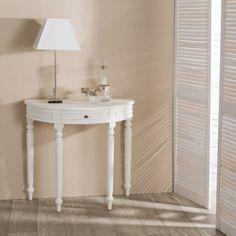 Die filigrane #Konsole Anabell ist die perfekte Ergänzung für kleine, aber feine Räume