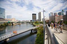 Opening Alert: the Schuylkill Banks Boardwalk, opening in Philadelphia Thursday, October 2, 2014