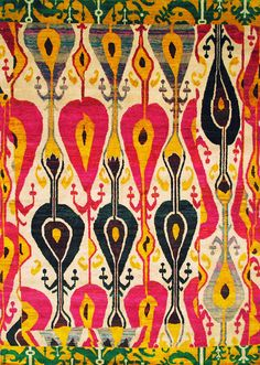 Love this fabric...but where have I seen it in real life? I am having pattern deja vu.
