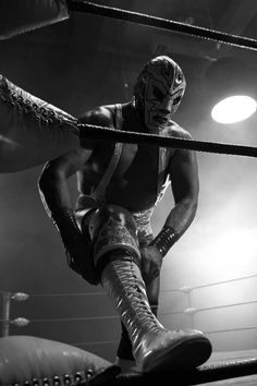 Dr. Wagner, lucha libre