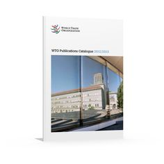 The World Trade Organization deals with the global rules of trade between nations. This catalogue provides information on titles as ofSeptember Pri.