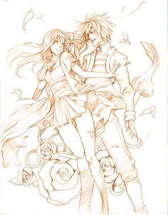 Commission VS: MegumiTierana by Azu-Chan.deviantart.com on @deviantART