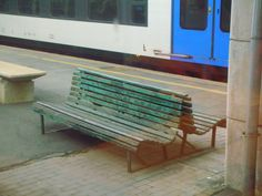italy, train station platform