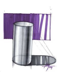 Marker rendering a cylinder tutorial