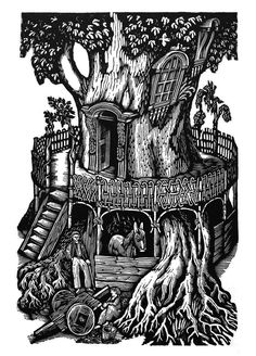 David Gentleman - Tree House