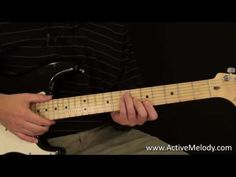 Eric Clapton Style Rhythm Guitar Lesson - YouTube