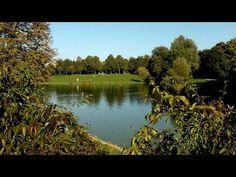 Der Westpark - Mollsee eine Parkanlage in München