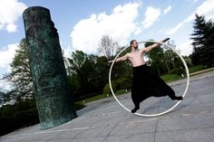 Cyr wheel/ simple wheel. WHEELove from Poland. #cyrwheel #polish #circus #art #show